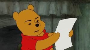 pooh confused