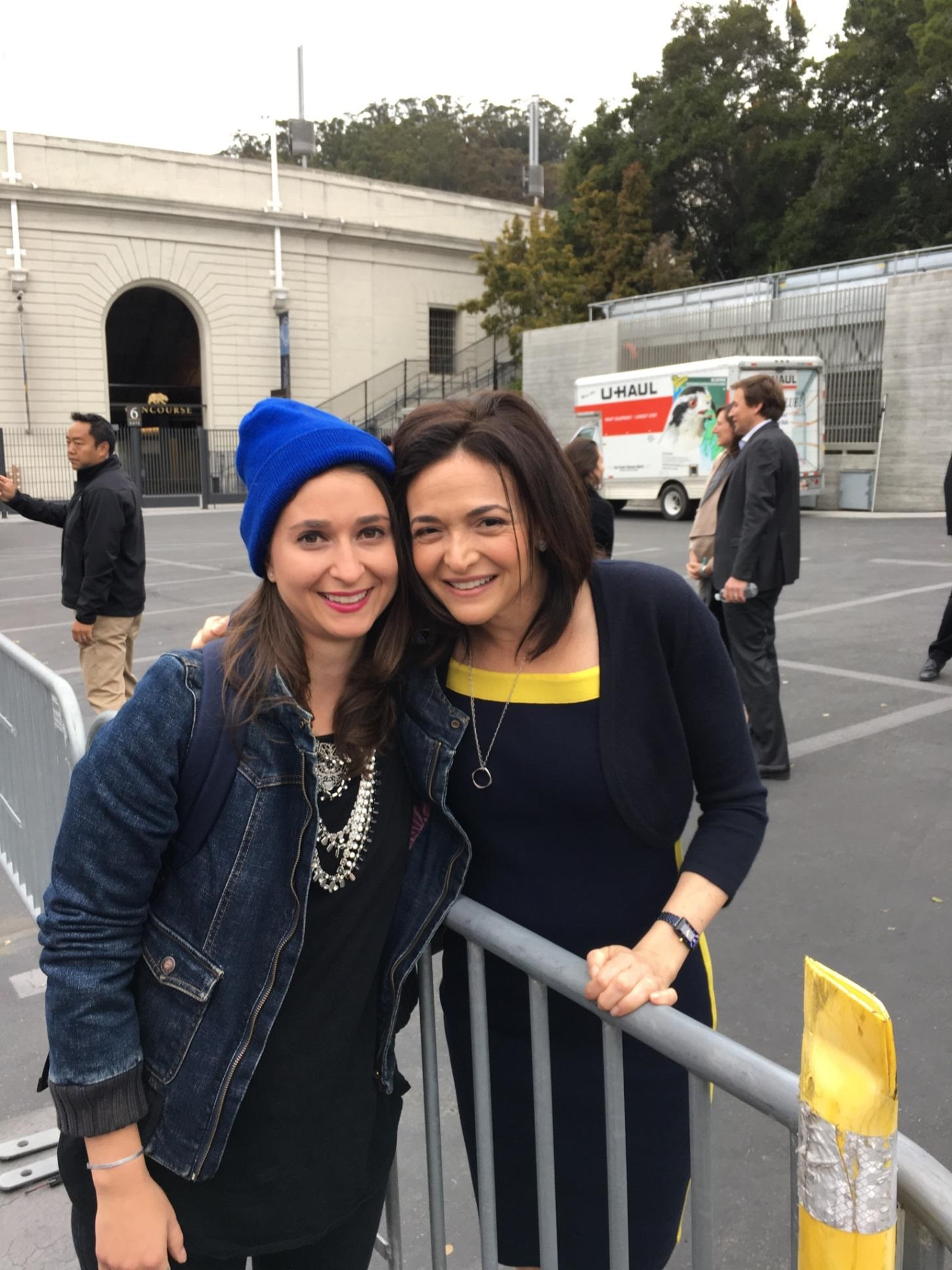 Sheryl Sandberg Is Beyond Amazing! : TheCorporateCounsel net Blog